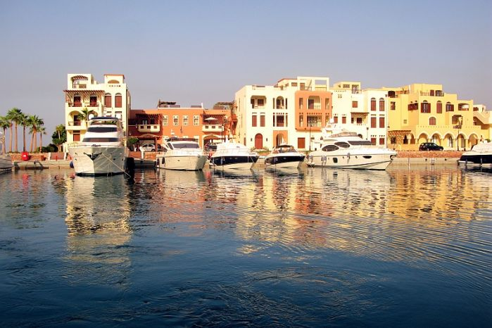 A Week Stay Aqaba